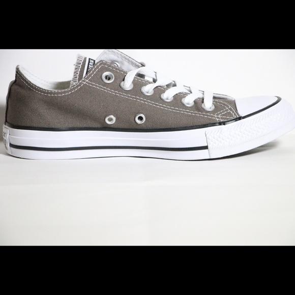 bcef8ea4933ffc Converse Classic Grey Gray All Star Low Tops